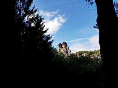 Singletrails sächsische schweiz