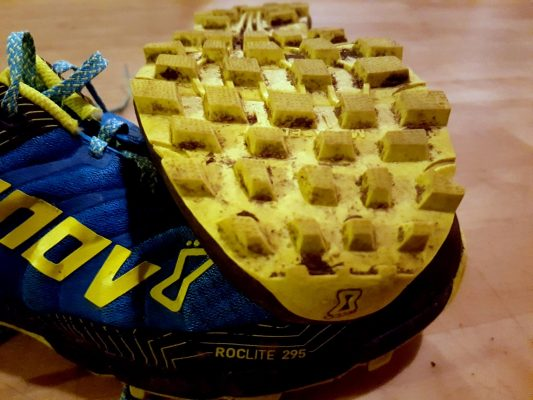 New Grip by Inov8 – Roclite 295 & 282 GTX