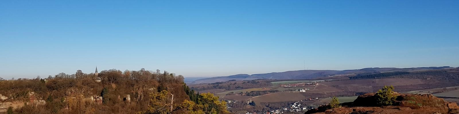 ### Sunday is runday – heute Felsenpfad Kastel-Staadt ###